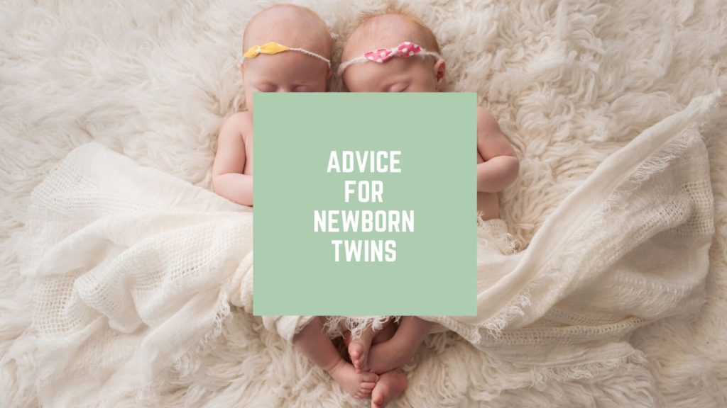 Advice for Newborn Twins