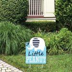 Blue-Elephant-Yard-Sign