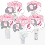 Pink-Elephant-Table-Toppers-Centerpiece-Sticks